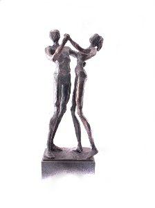 Valentijnsdag beeldje liefde davinci