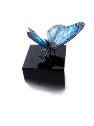 Atelier Davinci beeld vlinder.